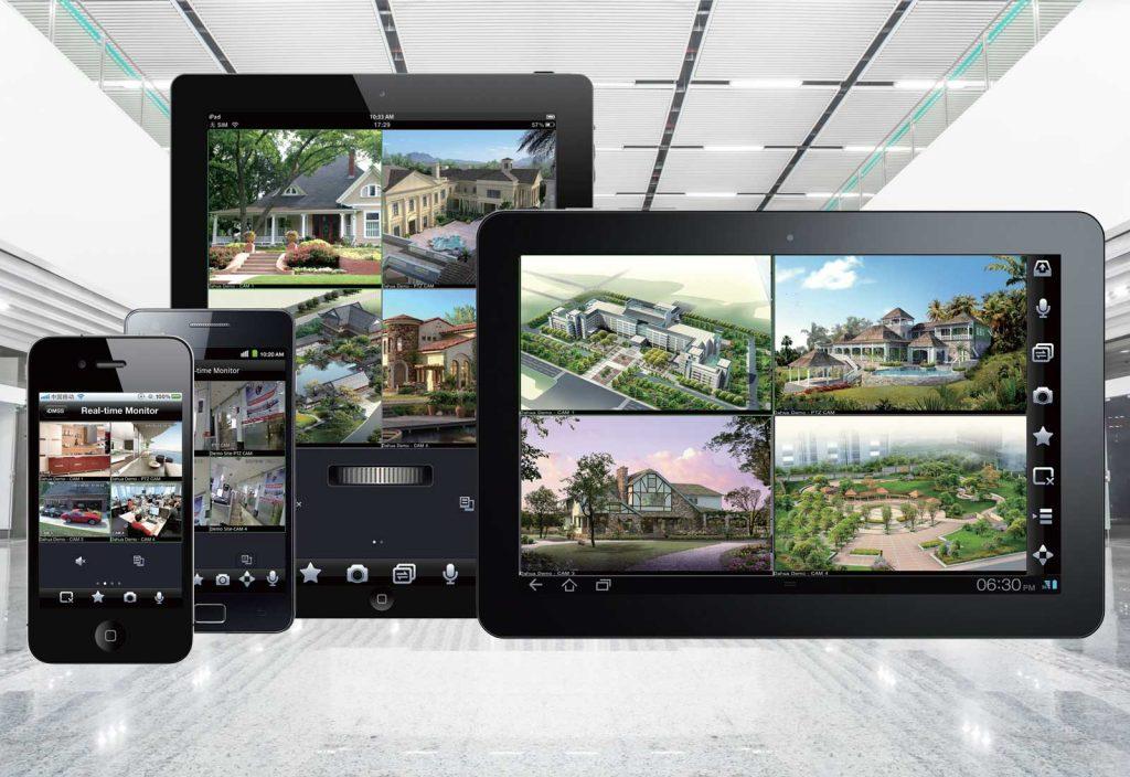 Warrnambool security camera system monitoring