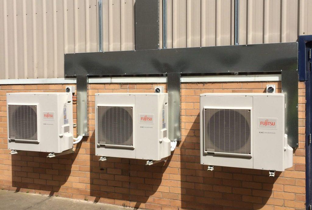 Air conditioning installation in Warrnambool